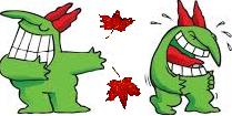 JFL Devil with maple leaf